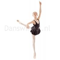 Sansha Girls BalletPak G516M FIONA zwart