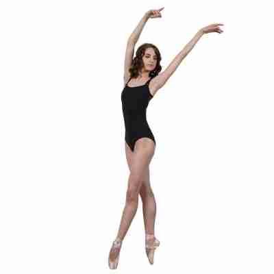 Sansha Aecca Zwarte Balletkleding voor Dames