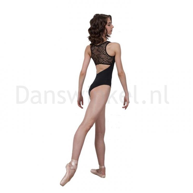Sansha Balletpak Aecca Zwart Dames