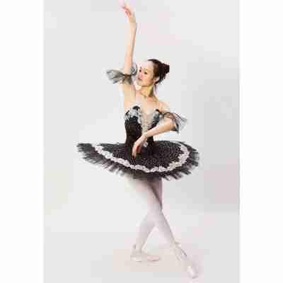 Sansha Black Swan Professionele Tutu voor Verhuur