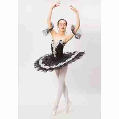 Sansha Black Swan Professionele Tutu voor Volwassenen
