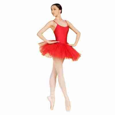 Sansha Sheherazade TF101N Balletpak met Tutu Oranje