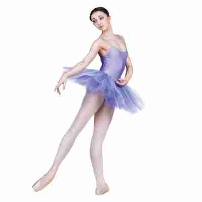 Sansha Sheherazade TF101N Balletpak met Tutu Paars