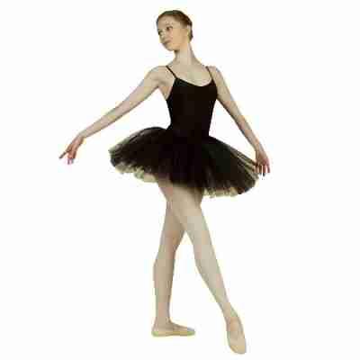 Sansha Sheherazade TF101N Balletpak met Tutu Zwart