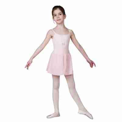 Sansha Serenity Y0752 Roze Balletrok voor Meisjes
