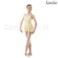 Sansha Aida G508M Balletpakje geel