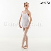 Sansha Aida G508M Balletpakje wit