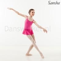 Sansha Aida G508M Balletpakje fuchsia