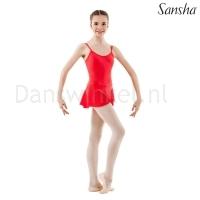 Sansha Aida G508M Balletpakje rood
