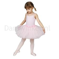 Sansha Tutu Jurk Balletpakje Y1705C FAWN voor meisjes