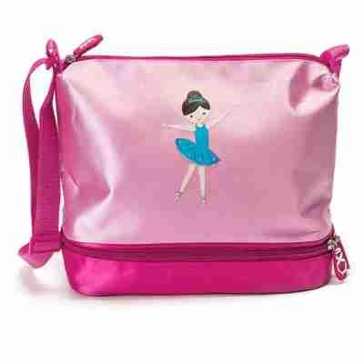 Sansha Roze Ballerina Tas Voor Kinderen