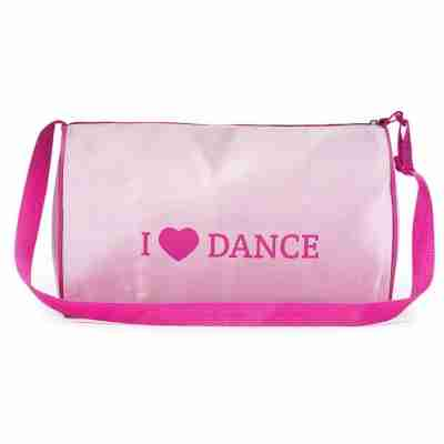 Sansha Polyester Roze Danstas I Love Dance