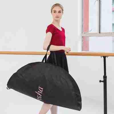 Sansha Zwarte Tas voor Dansspullen Ballerina