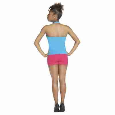Sansha Jodie L0654C Roze Short voor Dames
