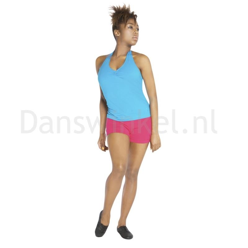 Sansha Jodie L0654C Zwarte Short om te Dansen