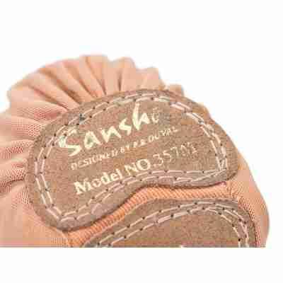 Sansha Havana 357X Balletschoen met Suede Zool