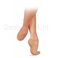 Sansha Pro1C balletschoen huidskleur canvas materiaal