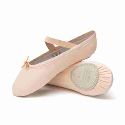 Sansha Tutu Split 5C Canvas Balletschoenen met Splitzool