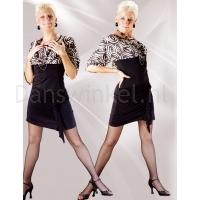 Santoria Karasia Ruff Skirt S608043