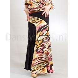 Santoria BasiIia Lava Ballroomroom Skirt