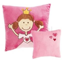 Sigikid Pinky Queeny Kussen