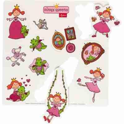 Sigikid magneetset pinky queeny cadeau voor ballerina's