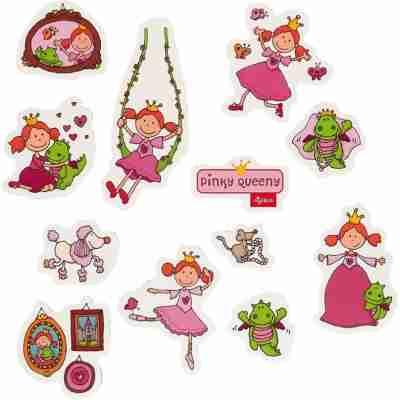 sigikid magneetset pinky queeny ballerina cadeau setje voor meisjes