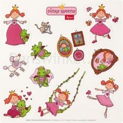 Sigikid Magneetset Pinky Queeny