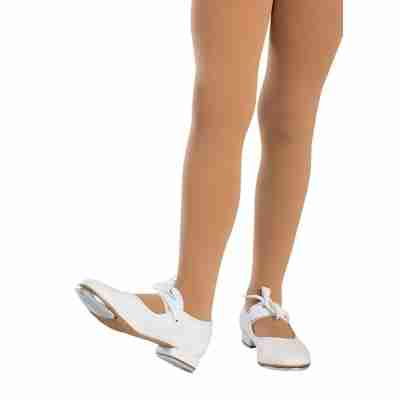 witte tap schoentjes So Danca TA36 voor dames met sd tap ijzers