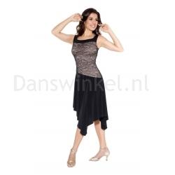 SoDanca Assymetrisch Latin jurk