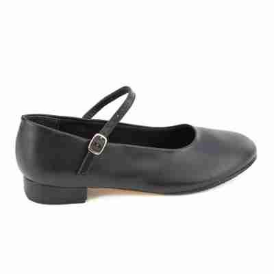 SoDanca-Character-Shoe-zwart-lage-hak-CH09