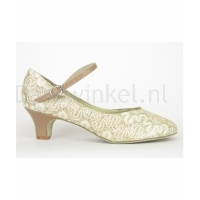 So Danca Dansschoenen BL116S Sparkle Goud