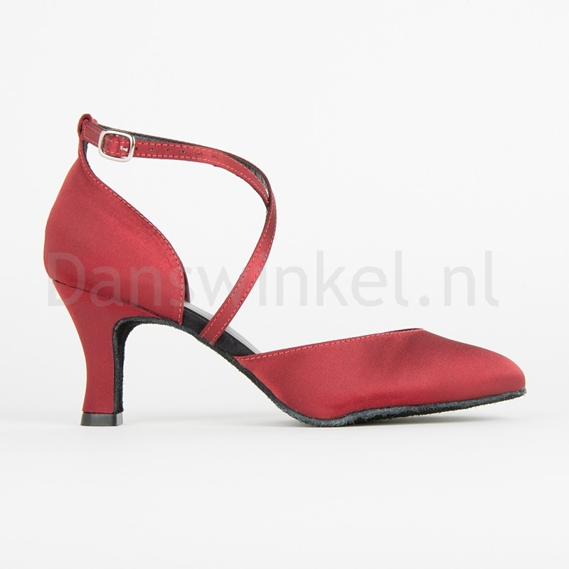So Danca Dansschoenen BL126 Burgundy