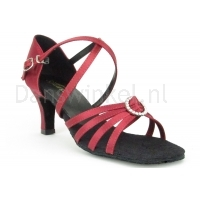 So Danca Dansschoenen BL130 Burgundy