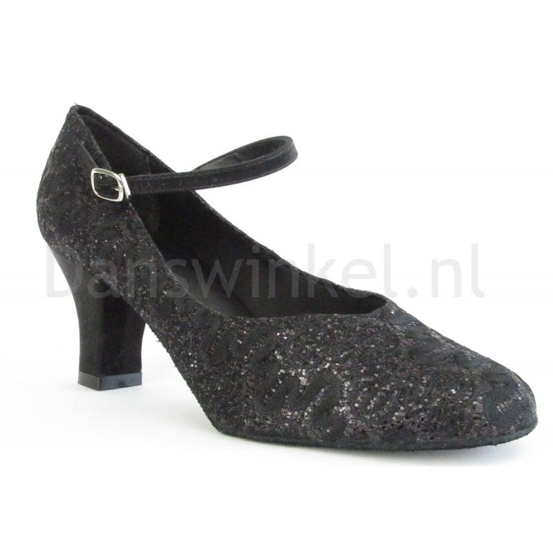 So Danca Dansschoenen BL166 Black