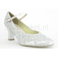 So Danca Dansschoenen BL166 Silver