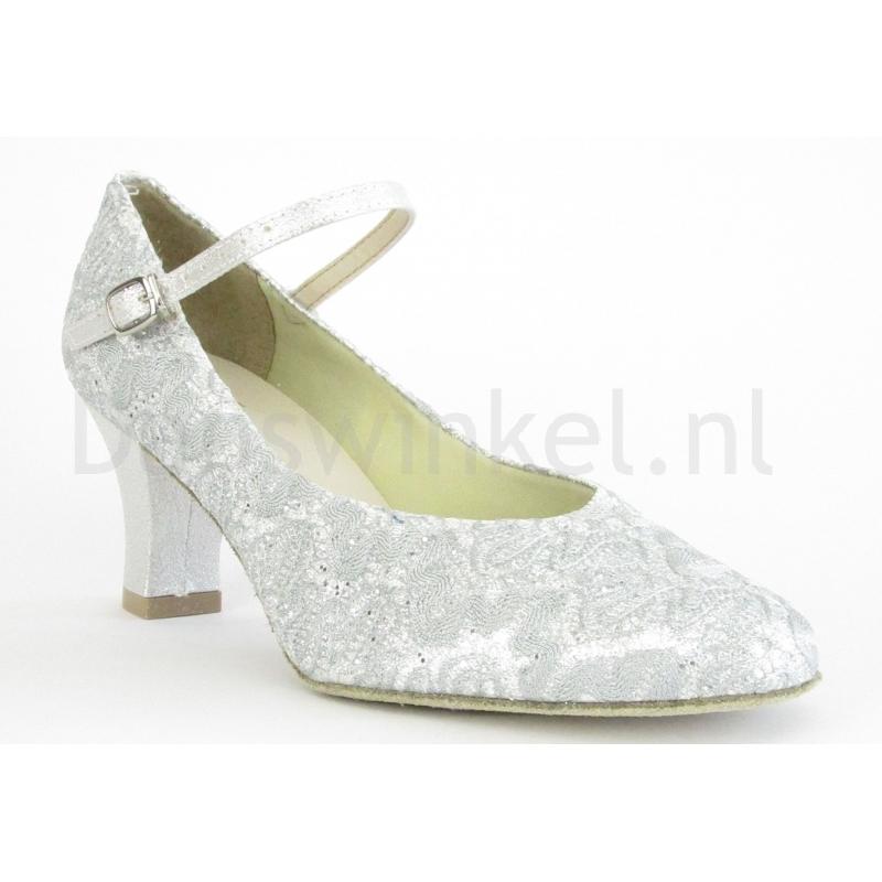 So Danca Dansschoenen BL166 Silver
