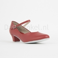 So Danca Dansschoenen CH791 Red