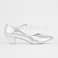 So Danca Dansschoenen CH791P Silver