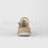 So Danca CH791 Dansschoenen Met Suède Zool En 3.5cm Hak imitatieleer