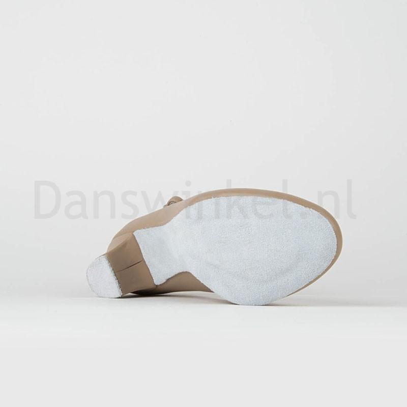So Danca CH791 Dansschoenen Met Suède Zool En 3.5cm Hak flexibele zool