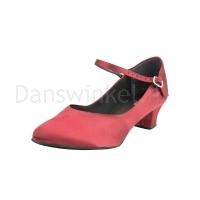So Danca Dansschoenen CH791C Burgundy