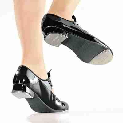 So Danca TA36 Dames Tap dansschoenen met Striksluiting