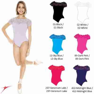 So Danca balletpak E10945 voorbeeld kleuren