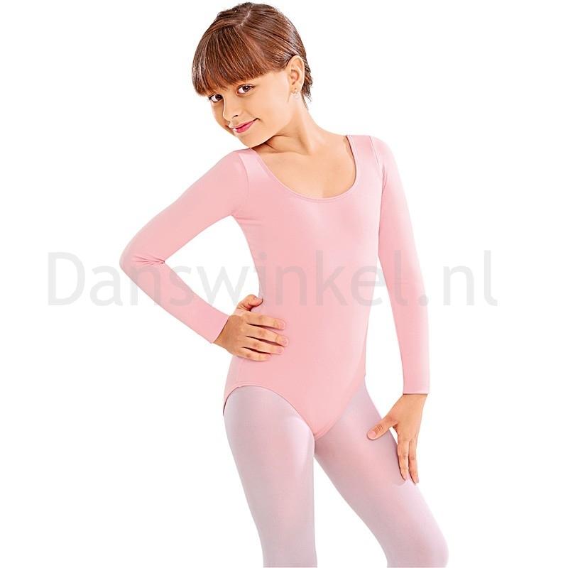So Danca Kinderballetpakje RDE8005 Zalm roze