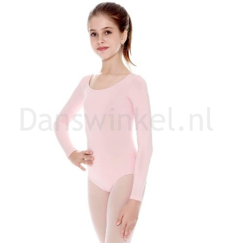 So Danca Kinderballetpakje E10943 Zalm roze
