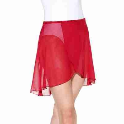 SoDanca SL60 rood balletrokje voor dames