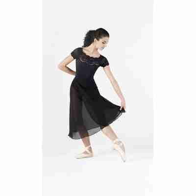 So Danca Balletrok E11058 Black