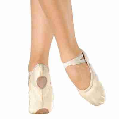 So Danca BAE18 Canvas Balletschoenen met Splitzool voor Dames