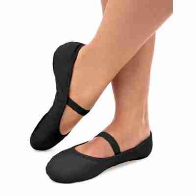 So Danca SD70L Balletschoenen van Leer voor volwassenen